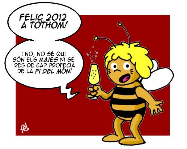 Feliç 2012!