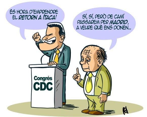 Rumb cap a Ítaca (Congrés de CDC)