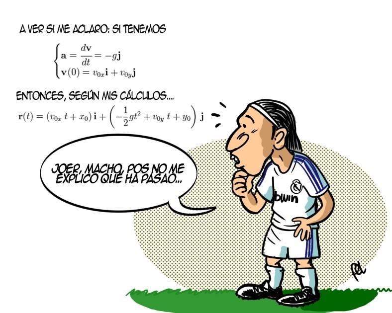 El penal de Sergio Ramos
