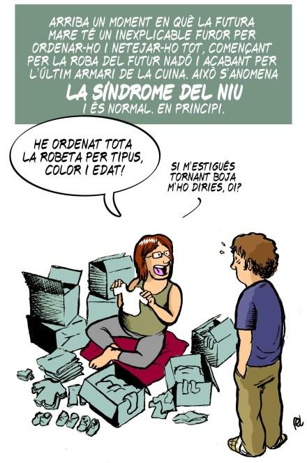 La síndrome del niu
