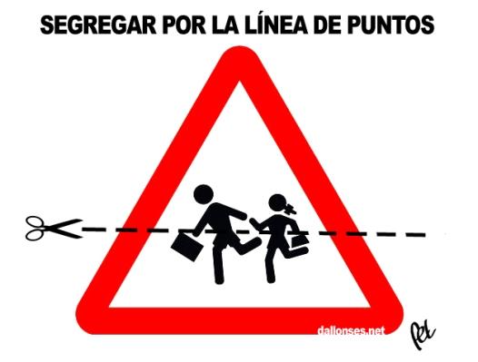 La Llei Wert i la segregació