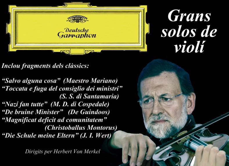 [Directa] Grans solos del violí del PP