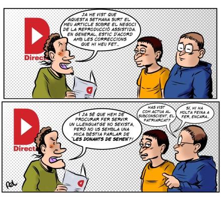 Publicat originalment al Setmanari de Comunicació DIRECTA
